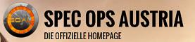 Spec Ops Austria - Die offizielle Homepage